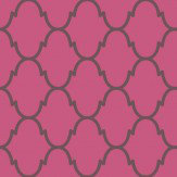 SketchTwenty 3 Moroccan Beaded Pink Wallpaper