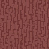 SketchTwenty 3 Crackle Burgundy Wallpaper