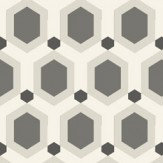 SketchTwenty 3 Honeycomb Latte Wallpaper - Product code: DC00173