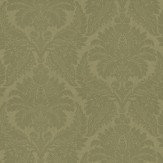 Zoffany Malmaison Old Gold Wallpaper - Product code: 311996