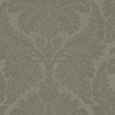 Zoffany Malmaison Taupe Wallpaper