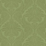Zoffany Malmaison Peridot Wallpaper
