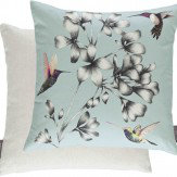 Harlequin Amazilia Floral Cushion Sky