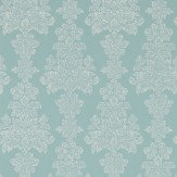 Zoffany Katarina Aqua Wallpaper