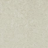 Zoffany Renaissance Damask Linen Wallpaper