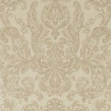 Zoffany Brocatello Taupe Wallpaper - Product code: 312110