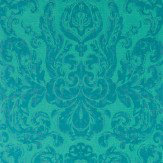 Zoffany Brocatello Peacock Wallpaper