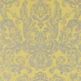 Zoffany Brocatello Mimosa Wallpaper