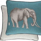 Harlequin Savannah Cushion Jade