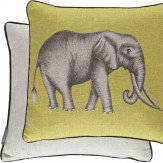 Harlequin Savannah Cushion Lemon
