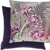 Harlequin Paradise Cushion Raspberry