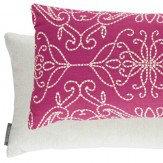 Harlequin Java Cushion Pink