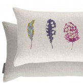 Harlequin Limosa Cushion Loganberry & Raspberry