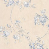 Colefax and Fowler Darcy Blue Wallpaper - Product code: 7957/08