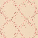 Colefax and Fowler Roussillon Red Wallpaper - Product code: 7971/01