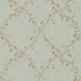 Colefax and Fowler Roussillon Eau de Nil Wallpaper - Product code: 7971/04