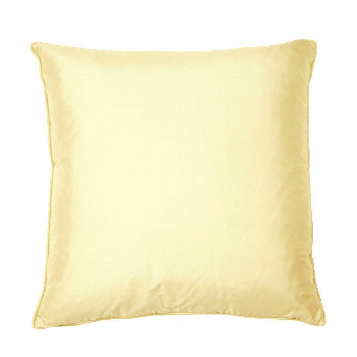 Silk Cushion - Banana Spilt - by Kandola