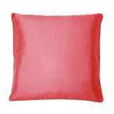 Kandola Silk Cushion Coral