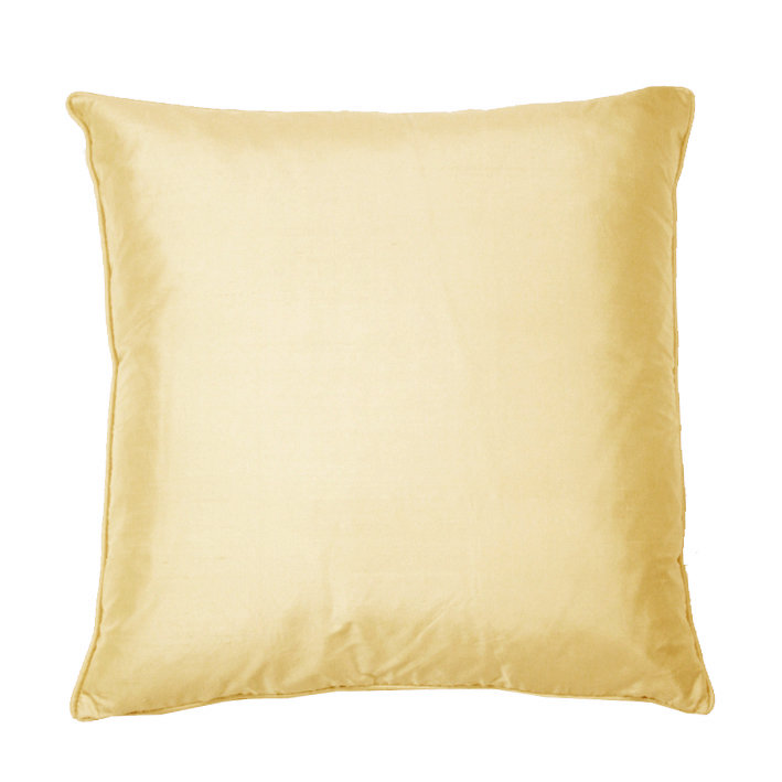 Kandola Silk Cushion Golden Yellow - Product code: 473