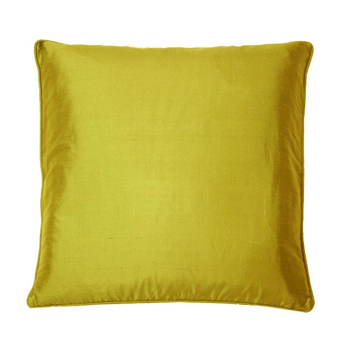 Kandola Silk Cushion Olive Green - Product code: 621