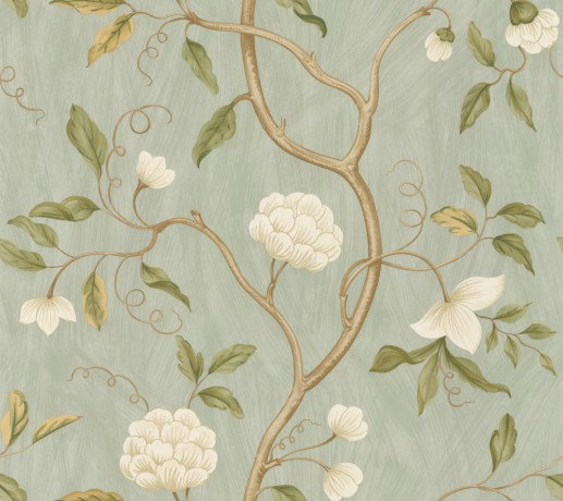 Image of Colefax and Fowler Wallpapers Snow Tree, 7949/04