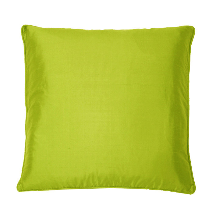 Silk Cushion - Zest - by Kandola