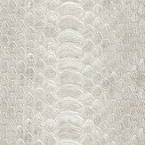 Albany Snake Skin Effect Grey Wallpaper