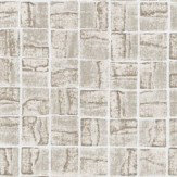 Anthology Cubic Clay Wallpaper