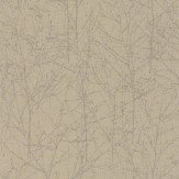 Larsen Wintertree II Patina Wallpaper - Product code: L6097-07