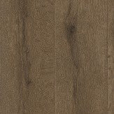 Albany Oak Panel Chocolate Brown Wallpaper