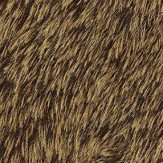 Albany Fur Effect Chocolate Brown Wallpaper