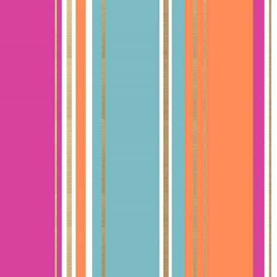Image of Coloroll Wallpapers Salsa Stripe , M0943