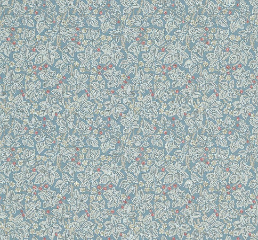 Morris Bramble Pale Blue Wallpaper - Product code: 214698