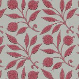 Morris Rosehip Wallpaper