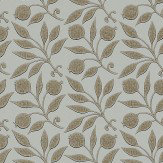 Morris Rosehip Linen Wallpaper - Product code: 214709