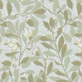 Morris Arbutus Linen / Cream Wallpaper