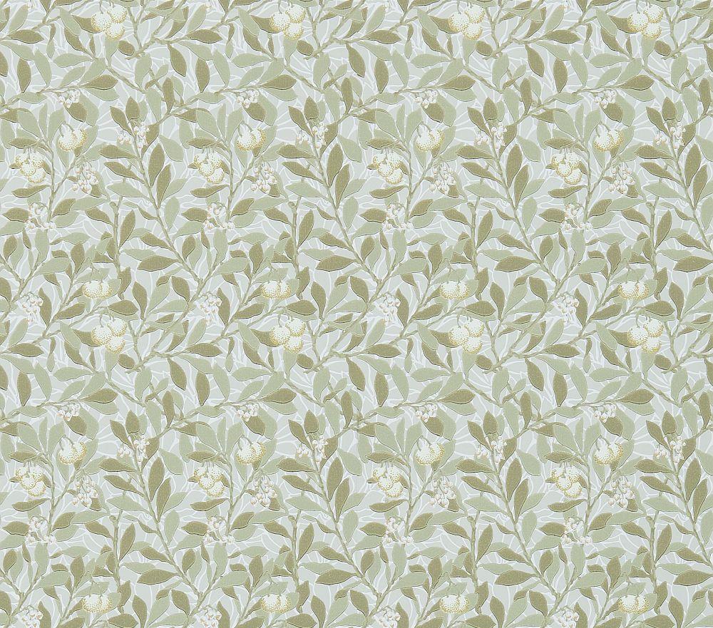 Morris Arbutus Linen / Cream Wallpaper - Product code: 214717