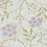 Morris Jasmine Lilac / Olive Wallpaper - Product code: 214723