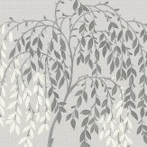 Arthouse Willow Song Grey Wallpaper