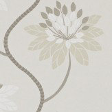 Harlequin Eloise Buttermilk and Linen Wallpaper - Product code: 111186