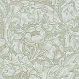 Morris Bachelors Button Linen Wallpaper