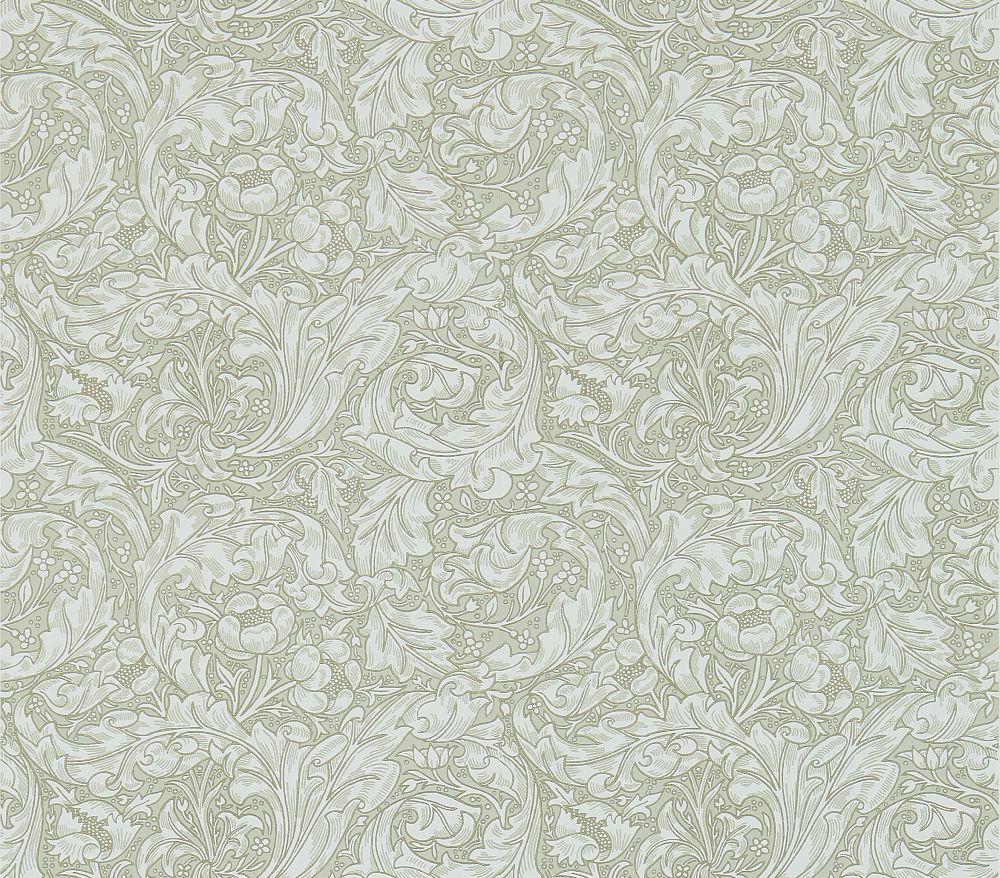 Morris Bachelors Button Linen Wallpaper - Product code: 214733