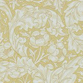 Morris Bachelors Button Gold Wallpaper