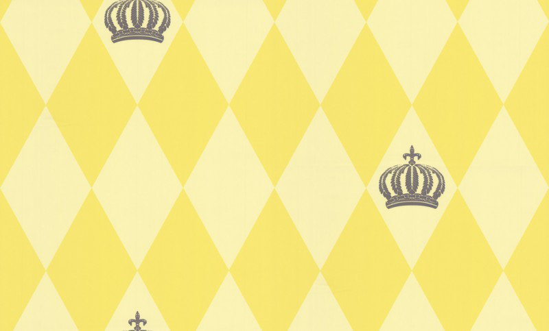 Image of Harald Gloockler Wallpapers Crown Check, 54137