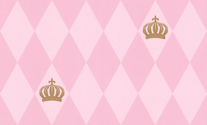 Image of Harald Gloockler Wallpapers Crown Check, 54138