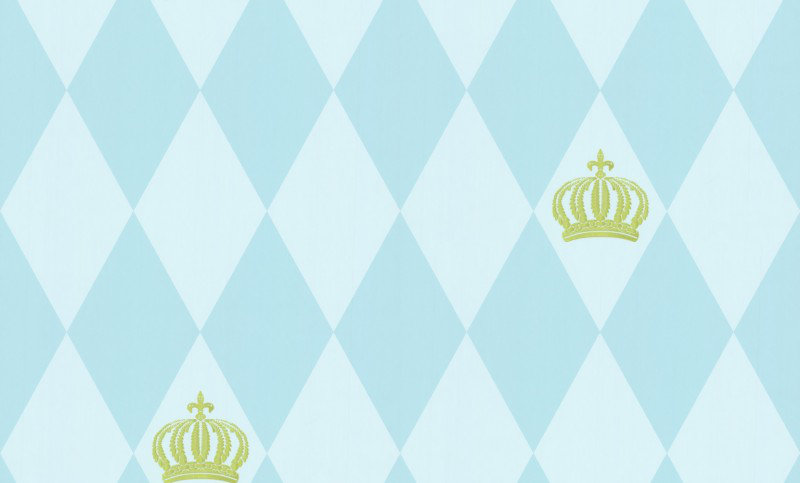Image of Harald Gloockler Wallpapers Crown Check, 54139