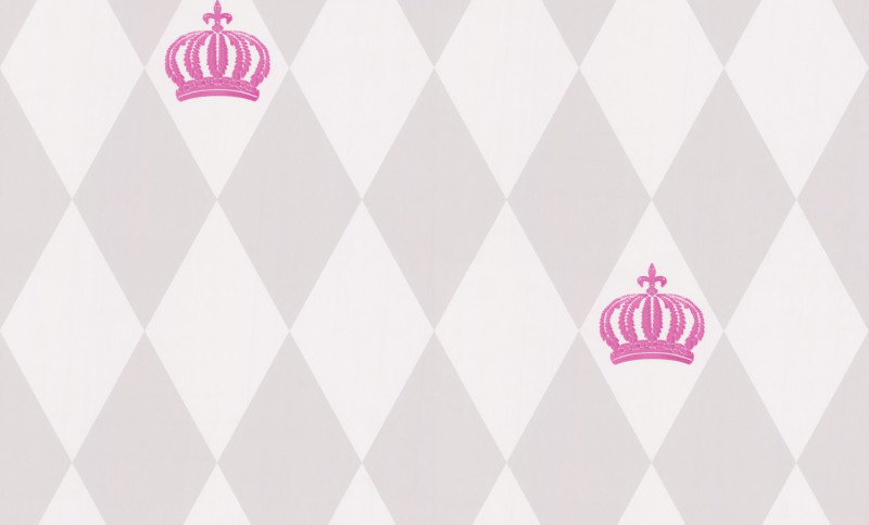 Image of Harald Gloockler Wallpapers Crown Check, 54140