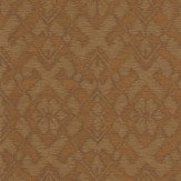 Today Interiors Etched Flower Burnt Orange Wallpaper