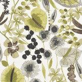 Harlequin Nalina Zest/Cocoa/Stone Fabric