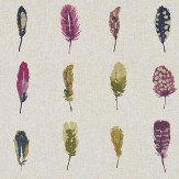 Harlequin Limosa Loganberry/Raspberry/Olive Fabric - Product code: 120337